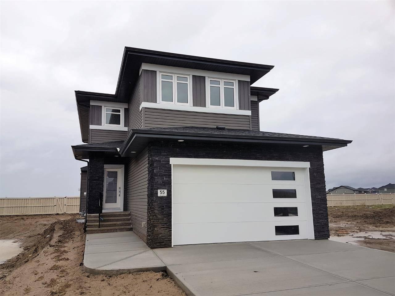 House for sale at 55 Encore Cres St. Albert Alberta - MLS: E4178686