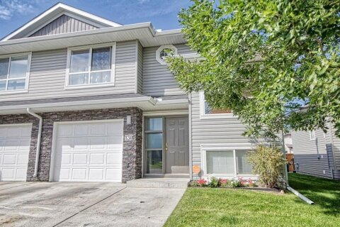 Townhouse for sale at 55 Fairways  Dr NW Airdrie Alberta - MLS: A1032763