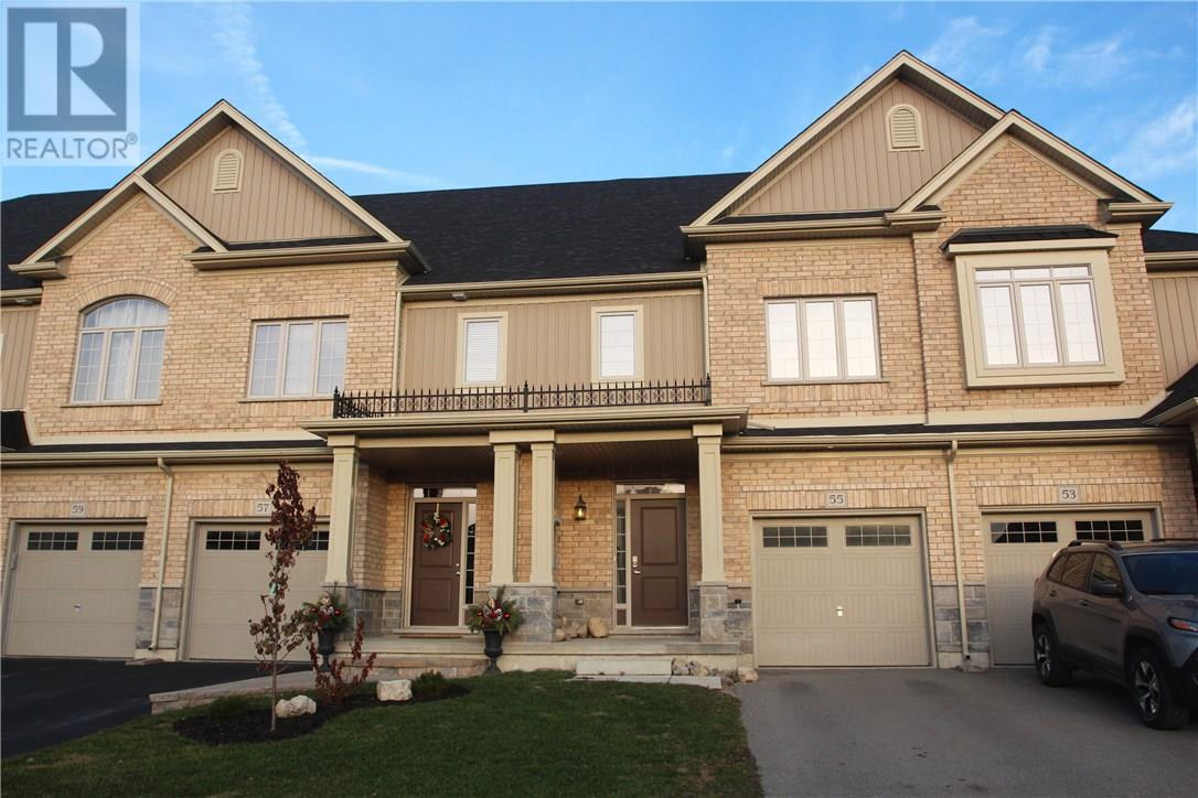 Removed: 55 Frasson Drive, Guelph, ON - Removed on 2018-01-25 09:04:28