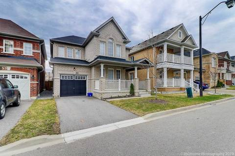 House for sale at 55 Garrardview St Ajax Ontario - MLS: E4516610
