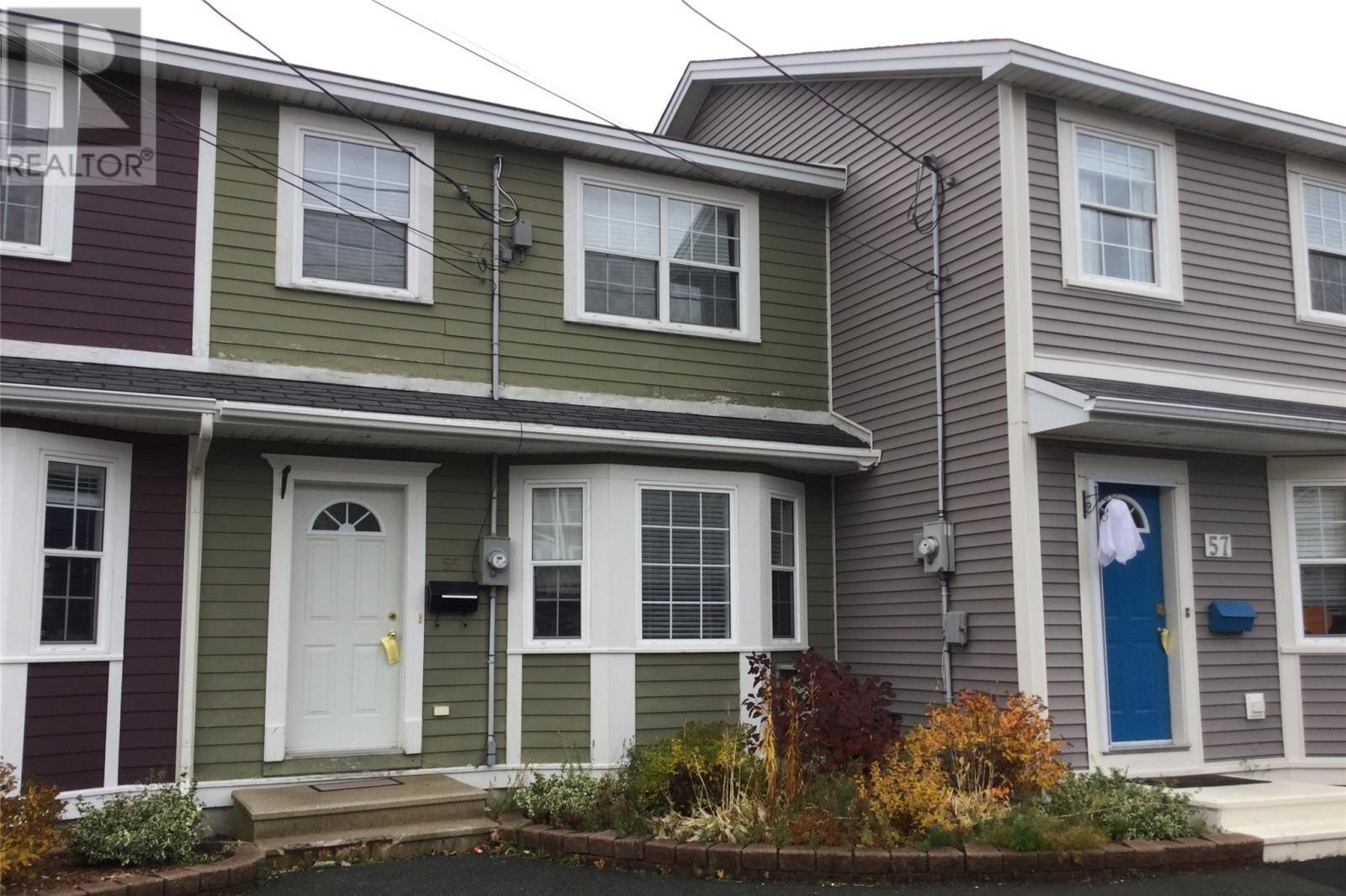 House for sale at 55 Gilbert St St. John's Newfoundland - MLS: 1223418