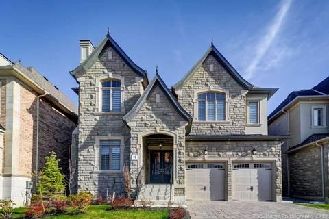House for sale at 55 Glen Abbey Tr Vaughan Ontario - MLS: N4446419