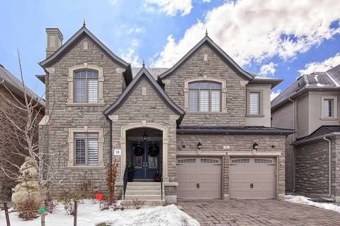 House for sale at 55 Glen Abbey Tr Vaughan Ontario - MLS: N4680246