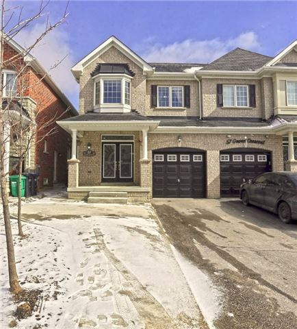 For Sale: 55 Gower Crescent, Brampton, ON | 4 Bed, 3 Bath Townhouse for $735,000. See 20 photos!
