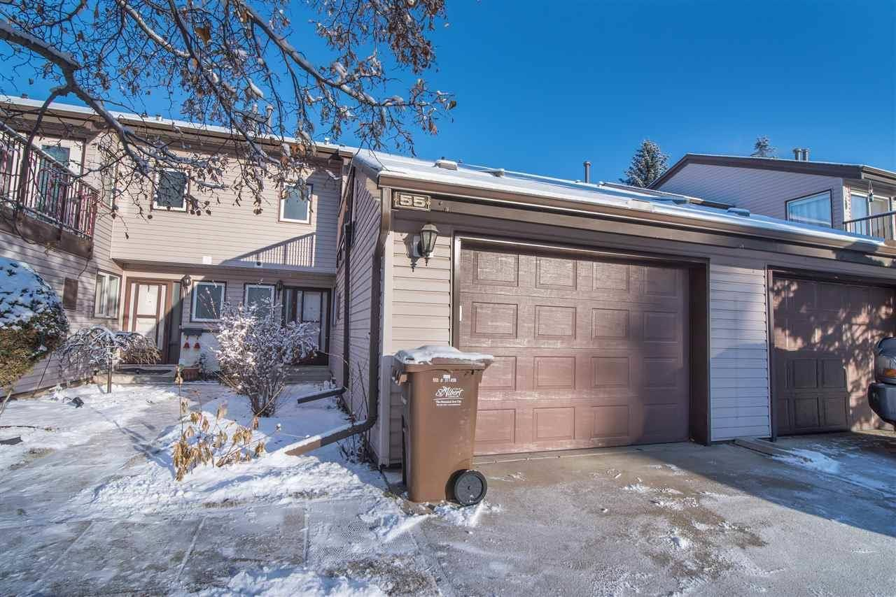 Townhouse for sale at 55 Grandin Wo  St. Albert Alberta - MLS: E4181813