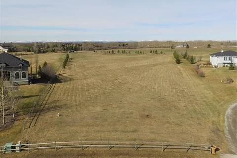 Home for sale at 55 Gray Wy Rural Rocky View County Alberta - MLS: C4291739
