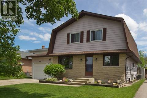 House for sale at 55 Greenwood Dr Stratford Ontario - MLS: 30745169