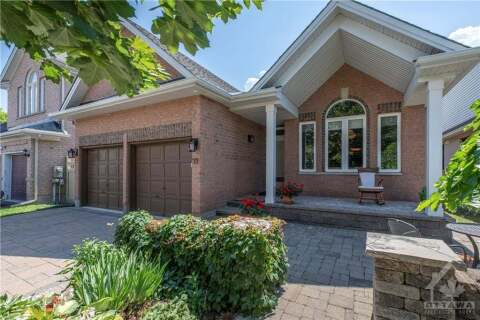 House for sale at 55 Grenwich Circ Ottawa Ontario - MLS: 1198904