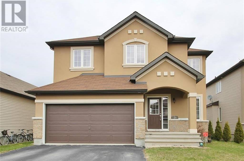 House for sale at 55 Hackberry Tr Carleton Place Ontario - MLS: 1185976
