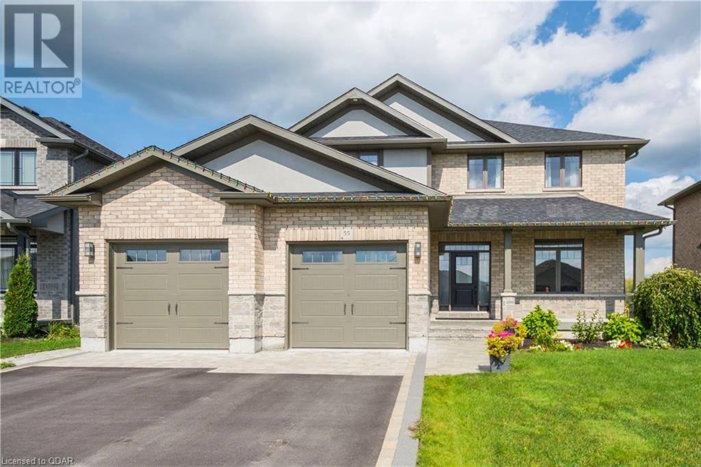 House for sale at 55 Hampton Ridge Dr Belleville Ontario - MLS: 221427