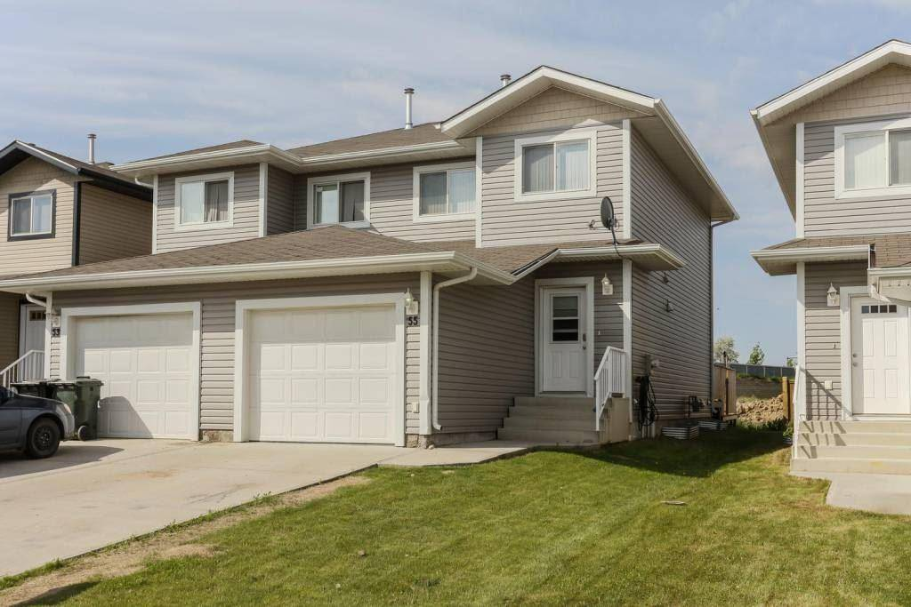 Townhouse for sale at 55 Haney Landng Spruce Grove Alberta - MLS: E4119179