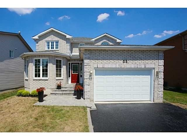 For Sale: 55 Hersey Crescent, Barrie, ON   4 Bed, 3 Bath House for $559,000. See 1 photos!