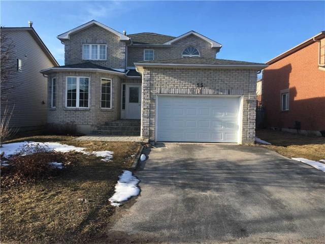 Sold: 55 Hersey Crescent, Barrie, ON