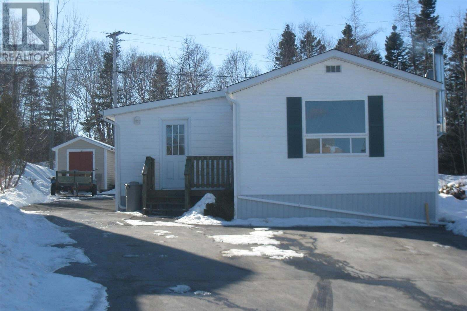 Home for sale at 55 High Birchy Cres Clarenville Newfoundland - MLS: 1211978