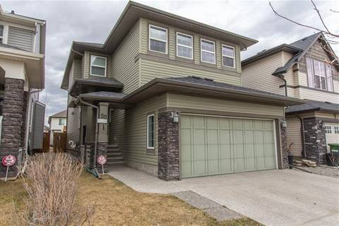 House for sale at 55 Hillcrest St Southwest Airdrie Alberta - MLS: C4289882