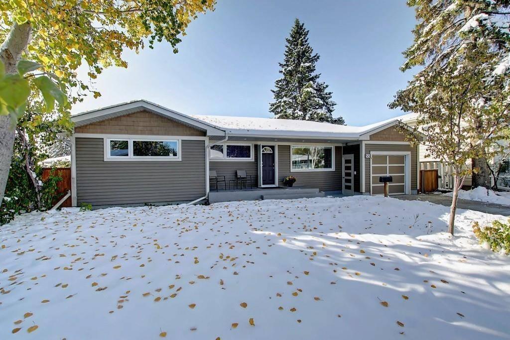 House for sale at 55 Hobart Rd Sw Haysboro, Calgary Alberta - MLS: C4268047