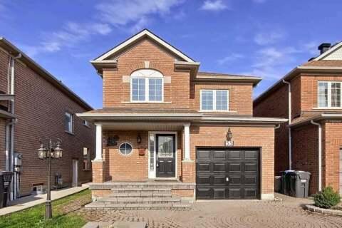 House for sale at 55 Irene Cres Brampton Ontario - MLS: W4947300