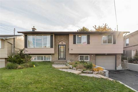 House for sale at 55 Juanita Dr Hamilton Ontario - MLS: X4622871