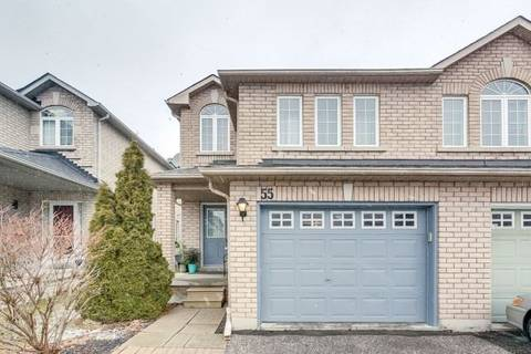 Townhouse for sale at 55 Kalmar Cres Richmond Hill Ontario - MLS: N4391200