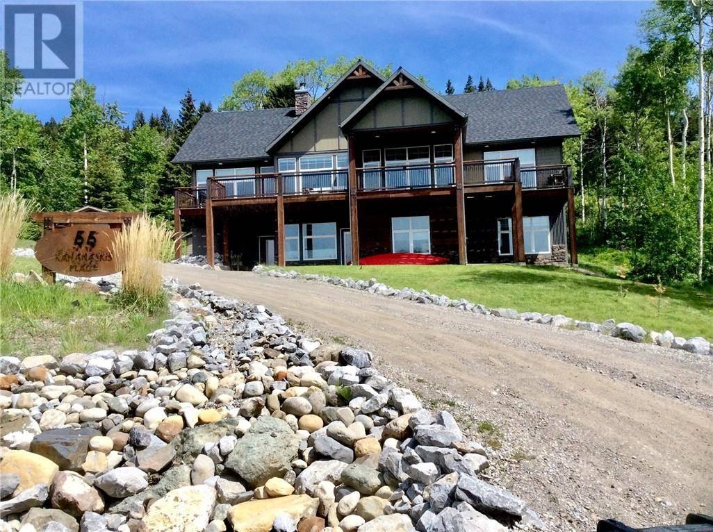 House for sale at 55 Kananaskis Pl Coleman Alberta - MLS: ld0185915