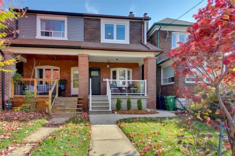 Townhouse for sale at 55 Kenwood Ave Toronto Ontario - MLS: C4968122
