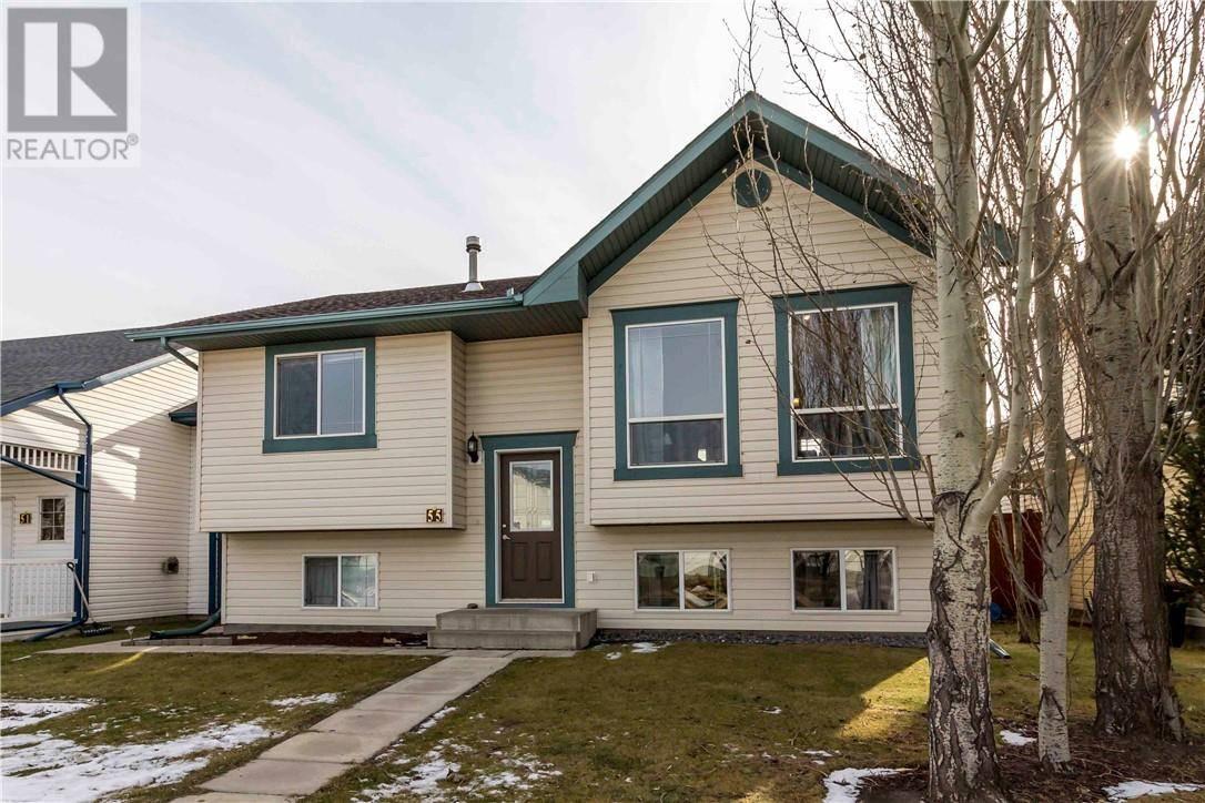 House for sale at 55 Kerr Cs Red Deer Alberta - MLS: ca0188203