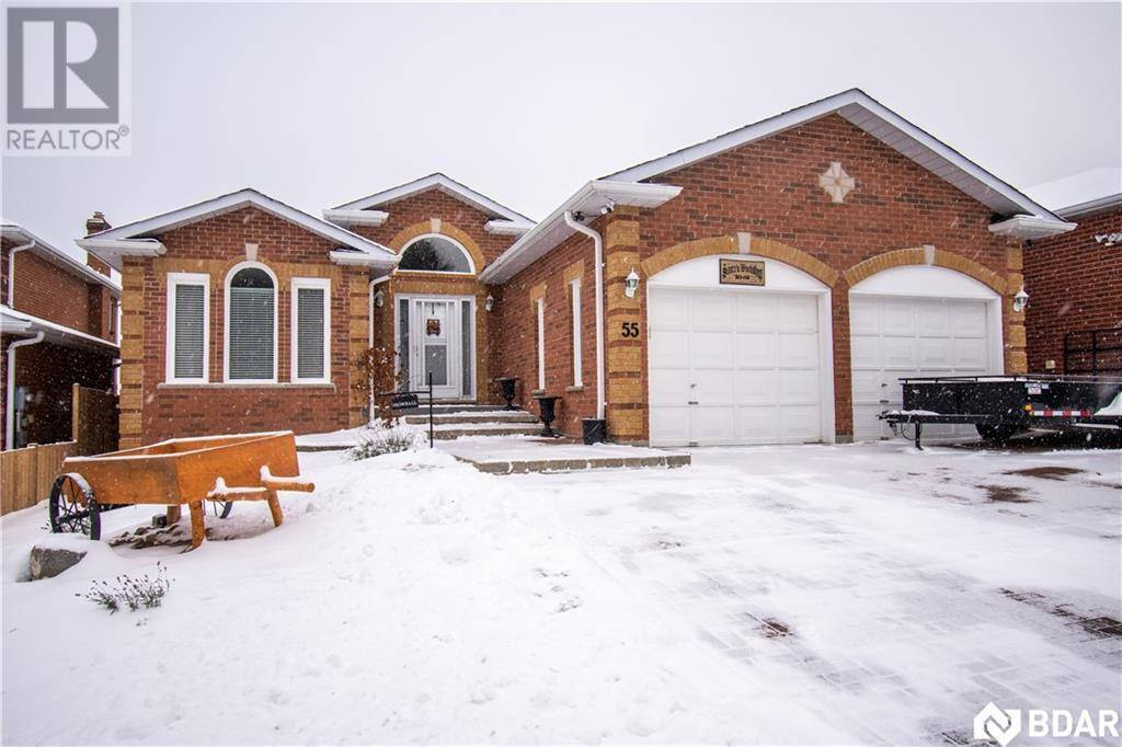 House for sale at 55 Layton Cres Barrie Ontario - MLS: 30766528