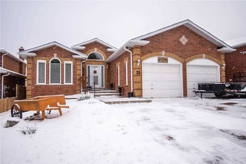 House for sale at 55 Layton Cres Barrie Ontario - MLS: S4603341