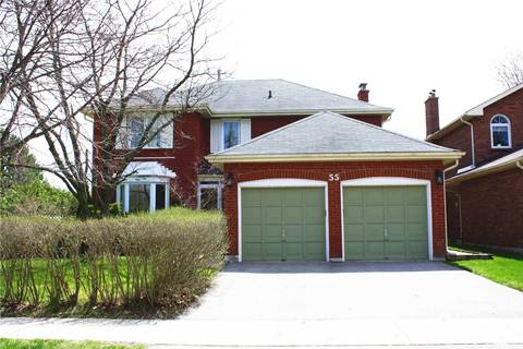 House for rent at 55 Leighland Dr Markham Ontario - MLS: N4447364