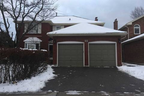 House for rent at 55 Leighland Dr Markham Ontario - MLS: N4681211