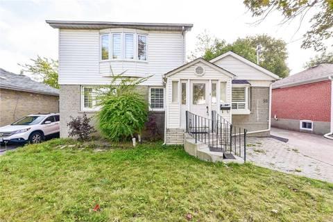 House for sale at 55 Lockerbie Ave Toronto Ontario - MLS: W4589330