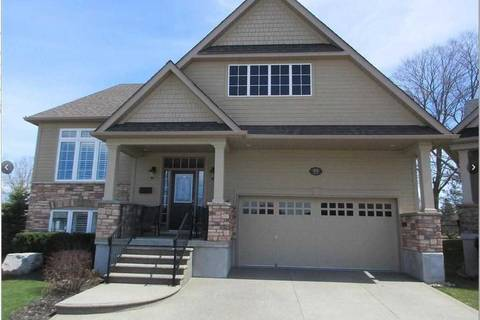 House for sale at 55 Lockside Dr Peterborough Ontario - MLS: X4446323