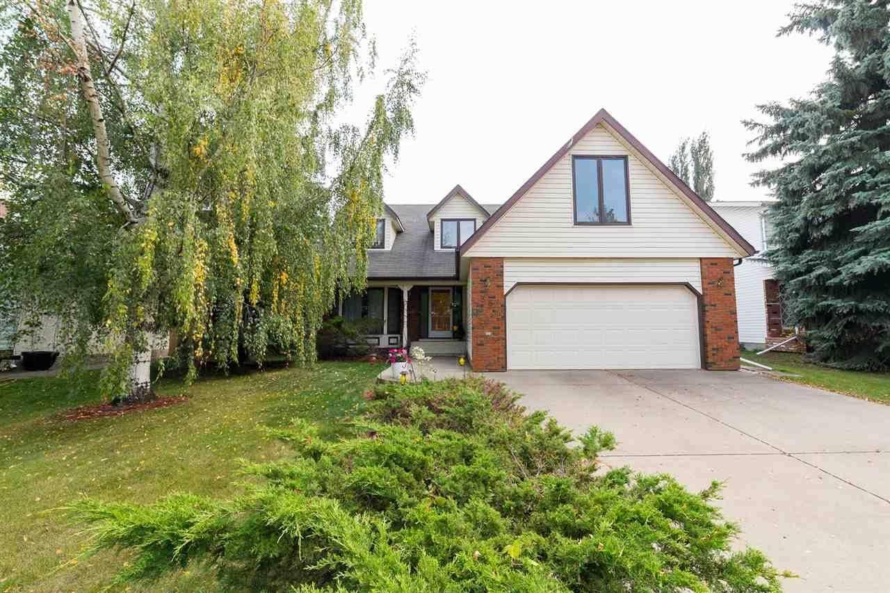 House for sale at 55 Lorne Cres St. Albert Alberta - MLS: E4176478