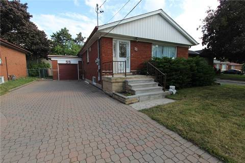 House for rent at 55 Lowcrest Blvd Toronto Ontario - MLS: E4687452