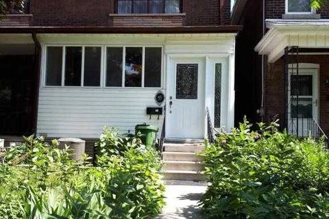 Townhouse for rent at 55 Lynd Ave Toronto Ontario - MLS: W4544452