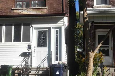 Townhouse for rent at 55 Lynd Ave Toronto Ontario - MLS: W4571795