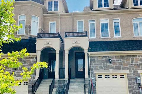 Townhouse for sale at 55 Maffey Cres Richmond Hill Ontario - MLS: N4543276