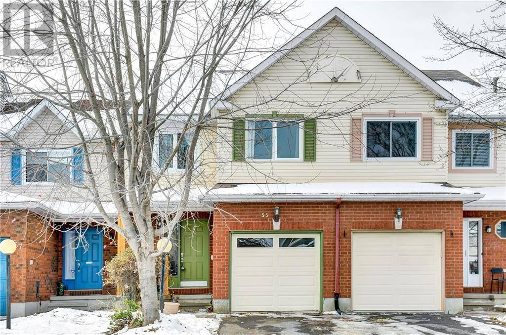 Townhouse for sale at 55 Markland Cres Nepean Ontario - MLS: 1175675