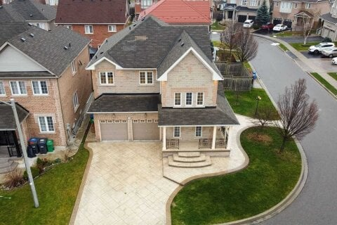 House for sale at 55 Masters Green Cres Brampton Ontario - MLS: W5056154