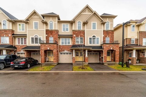 Townhouse for sale at 55 Mayland Tr Hamilton Ontario - MLS: X5002177