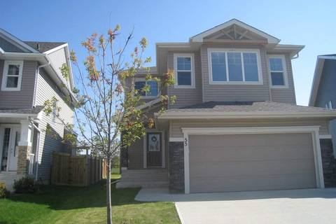 House for sale at 55 Meadowview Landng Spruce Grove Alberta - MLS: E4149666