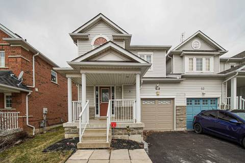 Townhouse for sale at 55 Melody Dr Whitby Ontario - MLS: E4731783