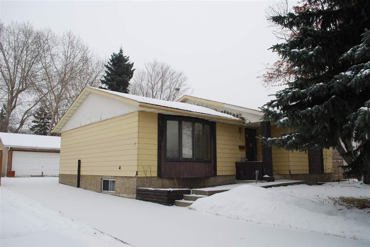 House for sale at 55 Melrose Cr Sherwood Park Alberta - MLS: E4223260
