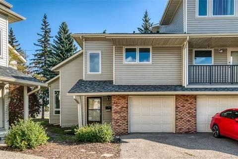 Townhouse for sale at 55 Millrise Ln Southwest Calgary Alberta - MLS: C4268610