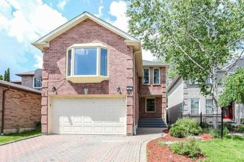 House for sale at 55 Mullen Dr Ajax Ontario - MLS: E4525033