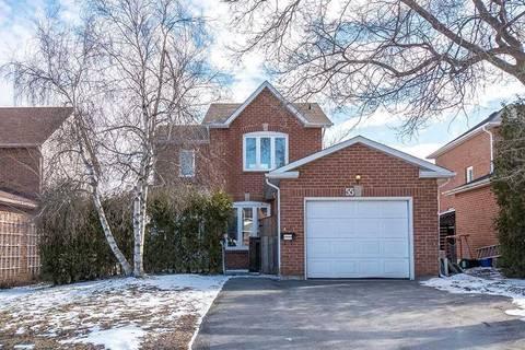 House for sale at 55 Natanya Blvd Georgina Ontario - MLS: N4386878
