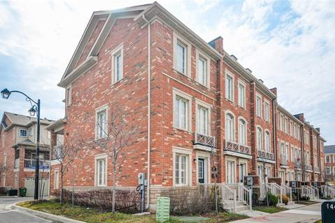 Townhouse for sale at 55 Odoardo Di Santo Circ Toronto Ontario - MLS: W4480283
