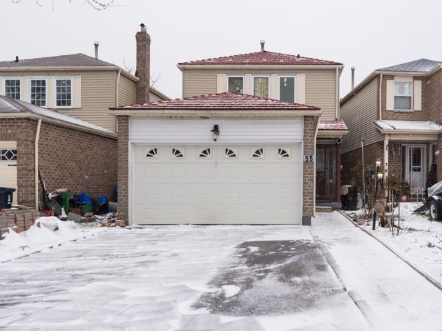 For Sale: 55 Overlord Crescent, Toronto, ON | 3 Bed, 3 Bath House for $749,000. See 20 photos!