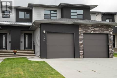 Townhouse for sale at 55 Palmer Circ Blackfalds Alberta - MLS: ca0170872