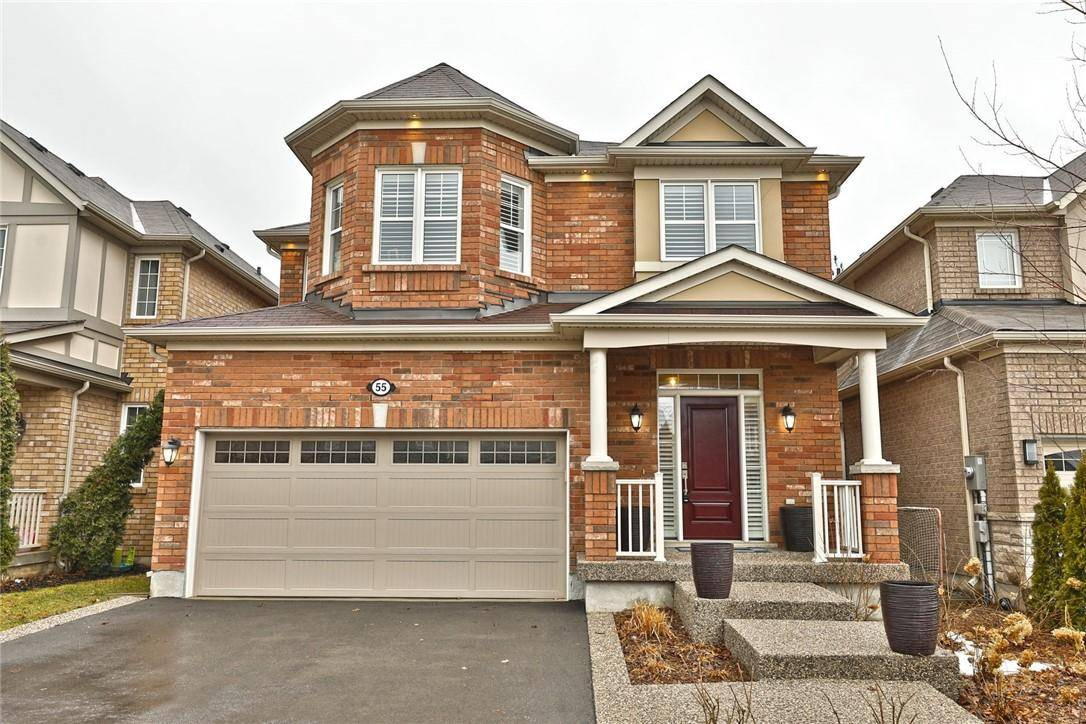 House for sale at 55 Peer Ct Ancaster Ontario - MLS: H4074454